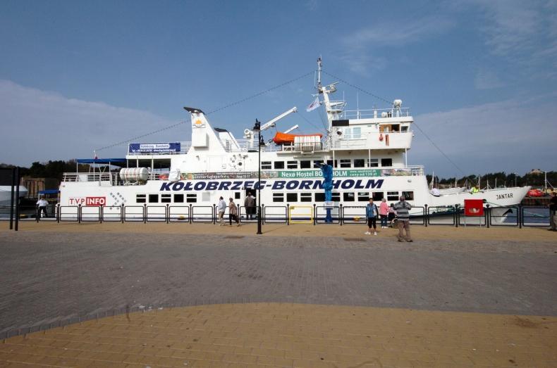 Z Darłowa popłyniemy w tym roku na duńską wyspę Bornholm - GospodarkaMorska.pl