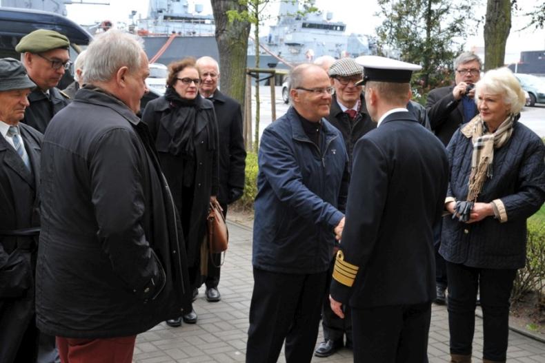 Wizyta studyjna z Finlandii w 3. Flotylli Okrętów - GospodarkaMorska.pl