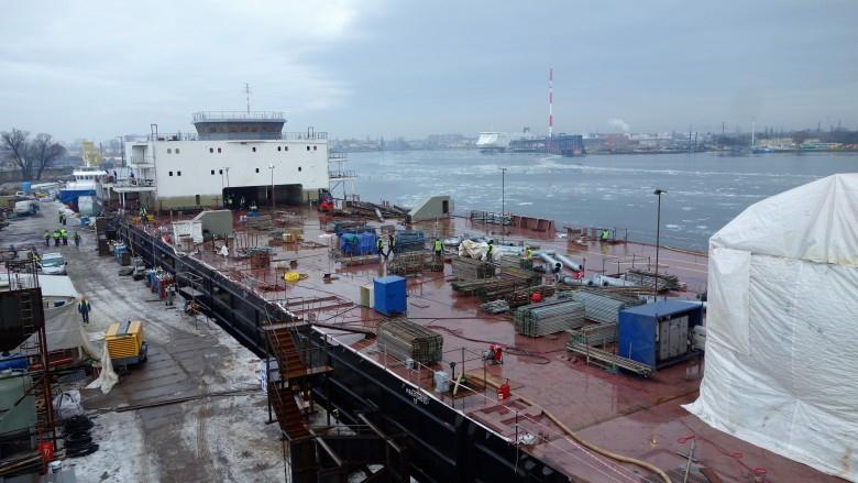 Spadek produkcji stoczniowej i kryzys offshore w Norwegii - mniej zamówień w Polsce - GospodarkaMorska.pl
