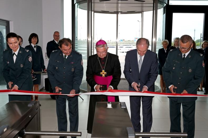 Uroczyste otwarcie nowej siedziby Oddziału Izby Celnej w Gdańsku - GospodarkaMorska.pl