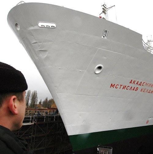 """Do Remontowej trafił statek z """"Titanica"""" - GospodarkaMorska.pl"""