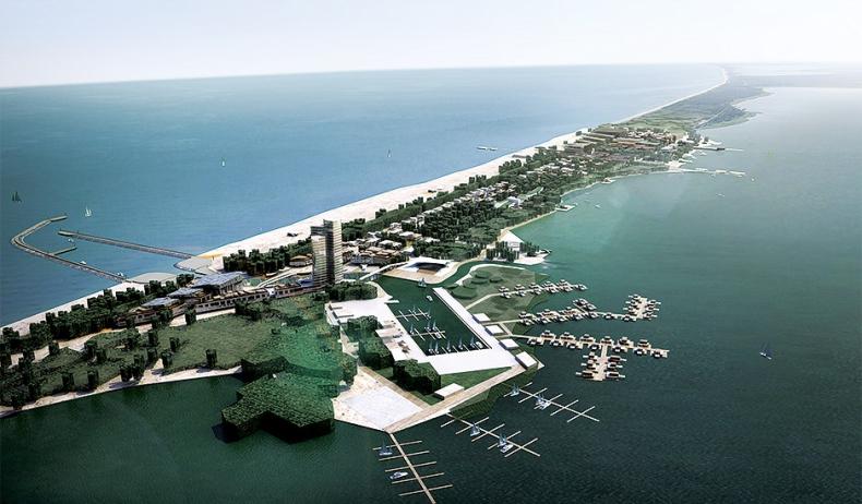 Nad Bałtykiem powstanie projekt na niespotykaną skalę? Dune City: miasto od nowa - GospodarkaMorska.pl
