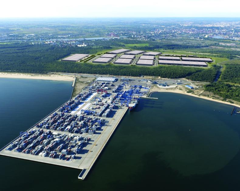 Goodman wynajął w całości Pomorskie Centrum Logistyczne w Gdańsku i rozpoczyna jego rozbudowę - GospodarkaMorska.pl