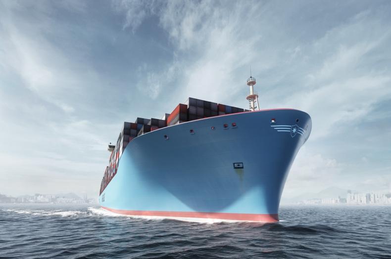 Maersk kontra MSC. Czyje kontenerowce są rzeczywiście największe? - GospodarkaMorska.pl