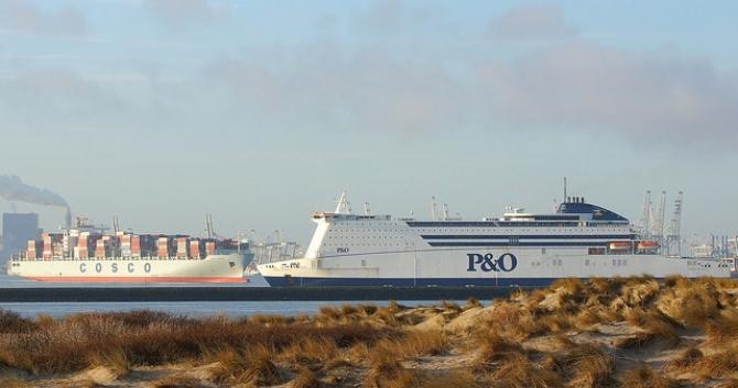 P&O Ferries zamówi nowe statki szybciej niż początkowo zakładano? - GospodarkaMorska.pl