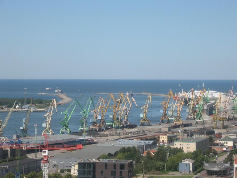 Port w Kłajpedzie z 7,2 procentowym wzrostem przeładunków - GospodarkaMorska.pl
