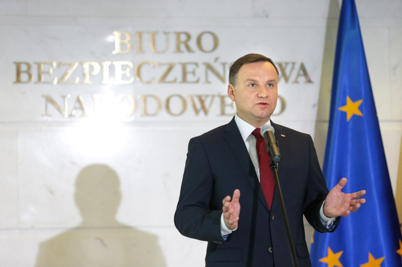 Prezydent Duda będzie rozmawiał o Baltic Pipe w Danii - GospodarkaMorska.pl