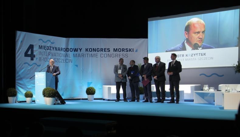 4. Międzynarodowy Kongres Morski w Szczecinie – dzień pierwszy - GospodarkaMorska.pl