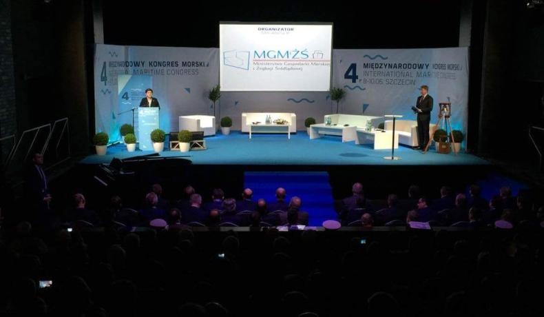 Szydło: będą kolejne projekty wspierające przemysł stoczniowy - GospodarkaMorska.pl