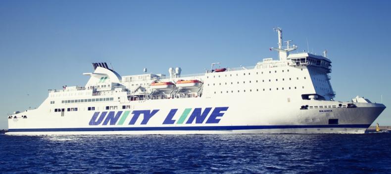 Unity Line: GRYF idzie do stoczni - GospodarkaMorska.pl