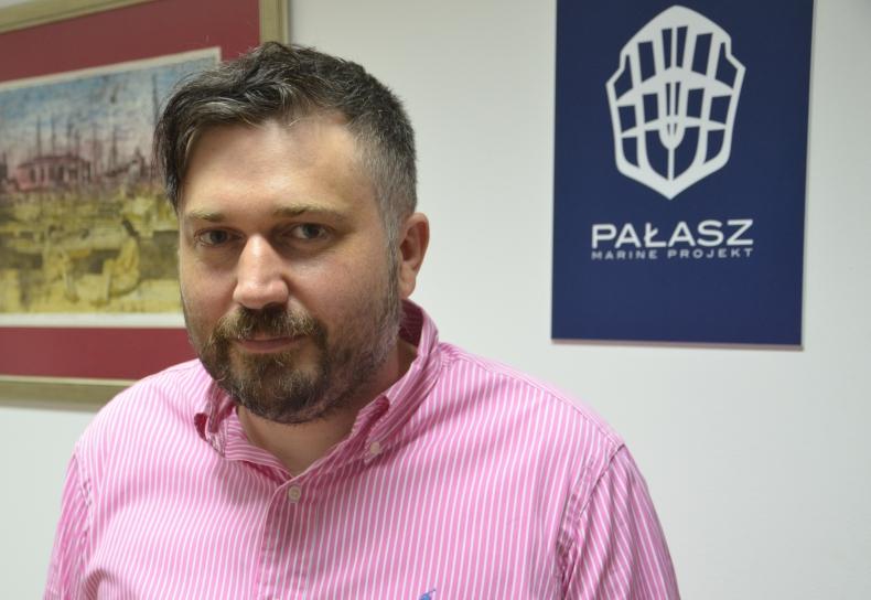Specjalizujemy się w kadłubach - rozmowa z Arkadiuszem Pałaszem, założycielem i dyrektorem zarządzającym PAŁASZ MARINE PROJEKT - GospodarkaMorska.pl