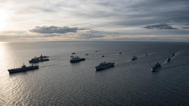 Morskie manewry Baltops 16 - GospodarkaMorska.pl