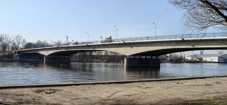 Szczeciński most Cłowy przejdzie gruntowny remont - GospodarkaMorska.pl
