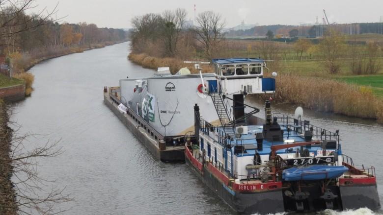 Resort gospodarki morskiej chce zwiększyć rolę żeglugi śródlądowej w transporcie - GospodarkaMorska.pl