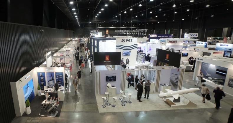 Balt Miltary Expo i NATCON wystartowały [WIDEO] - GospodarkaMorska.pl