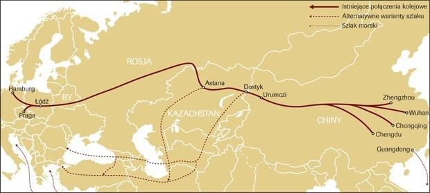 Xi chwali projekt Jedwabnego Szlaku i wylicza korzyści - GospodarkaMorska.pl