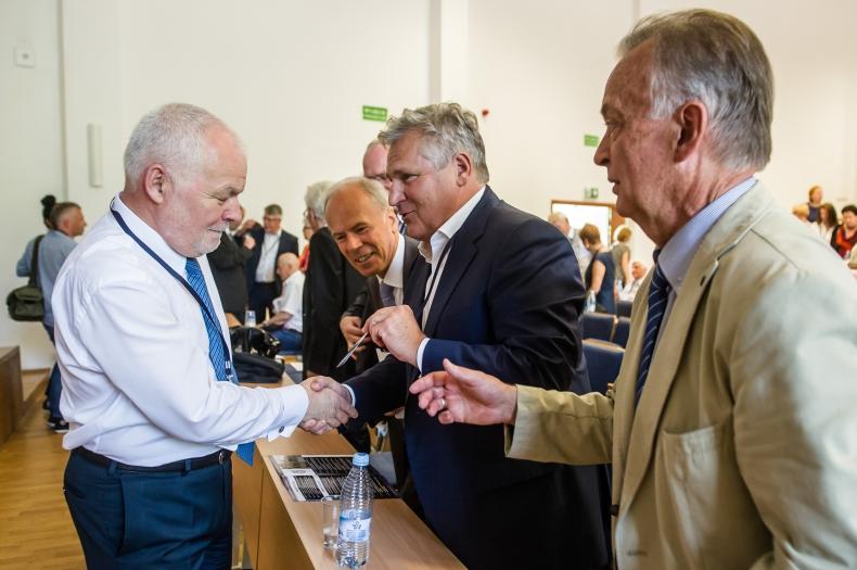 Zjazd absolwentów z okazji 70-lecia Sopockiego Ośrodka Nauk Ekonomicznych - GospodarkaMorska.pl