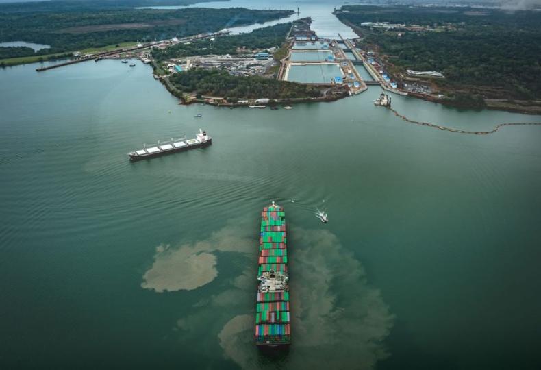 Raport: Nowy Kanał Panamski może spodować spadek stawek frachtu - GospodarkaMorska.pl