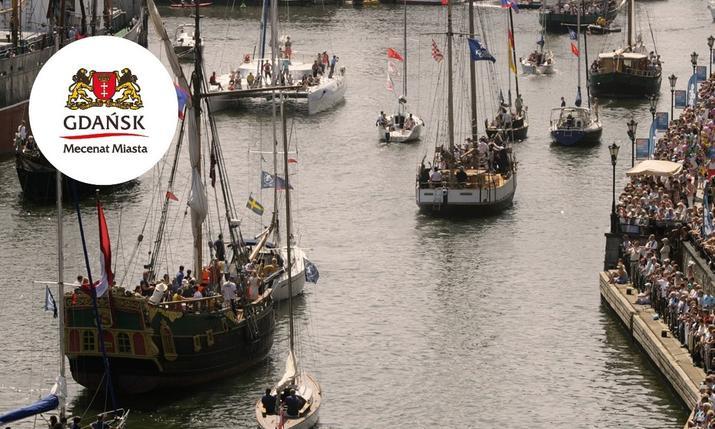Baltic Sail Gdańsk – zobacz Gdańsk od strony wody i pływaj kultowymi żaglowcami - GospodarkaMorska.pl