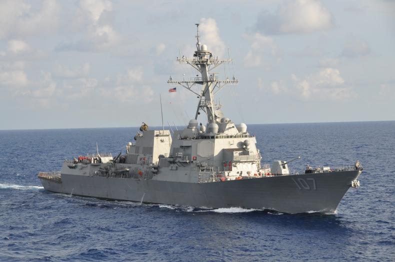 Rosja obwinia USA o niebezpieczny incydent na Morzu Śródziemnym (wideo) - GospodarkaMorska.pl