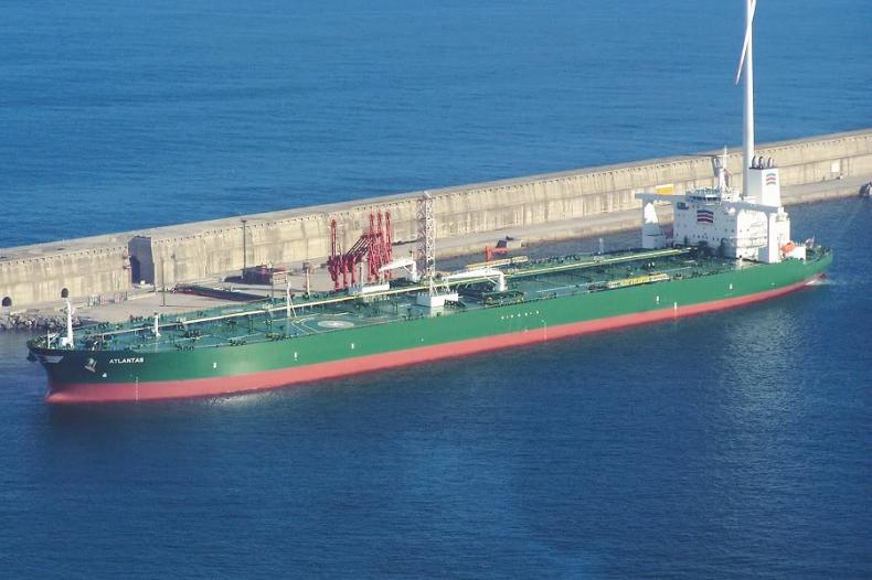 Olbrzymi tankowiec z irańską ropą zawinie do gdańskiego portu - GospodarkaMorska.pl