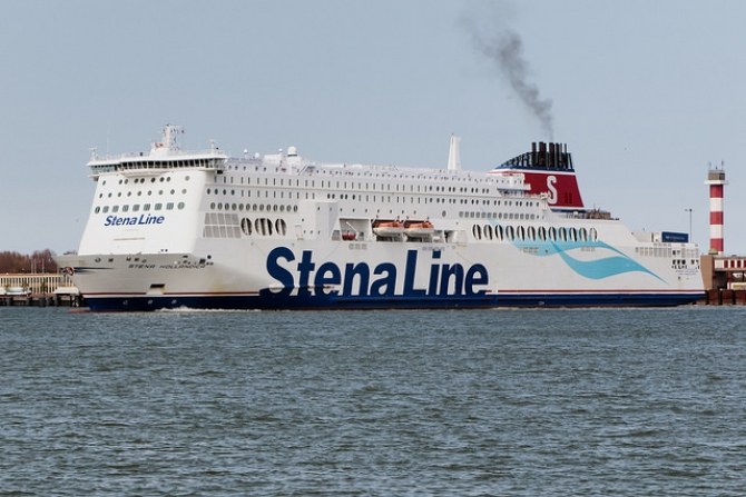 Stena Line szacuje skutki Brexitu - GospodarkaMorska.pl