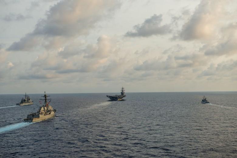 Spory na Morzu Południowochińskim nie powinny kształtować stosunków chińsko-amerykańskich - GospodarkaMorska.pl
