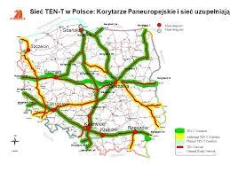 UE dofinansuje 17 polskich projektów z zakresu infrastruktury transportowej - GospodarkaMorska.pl