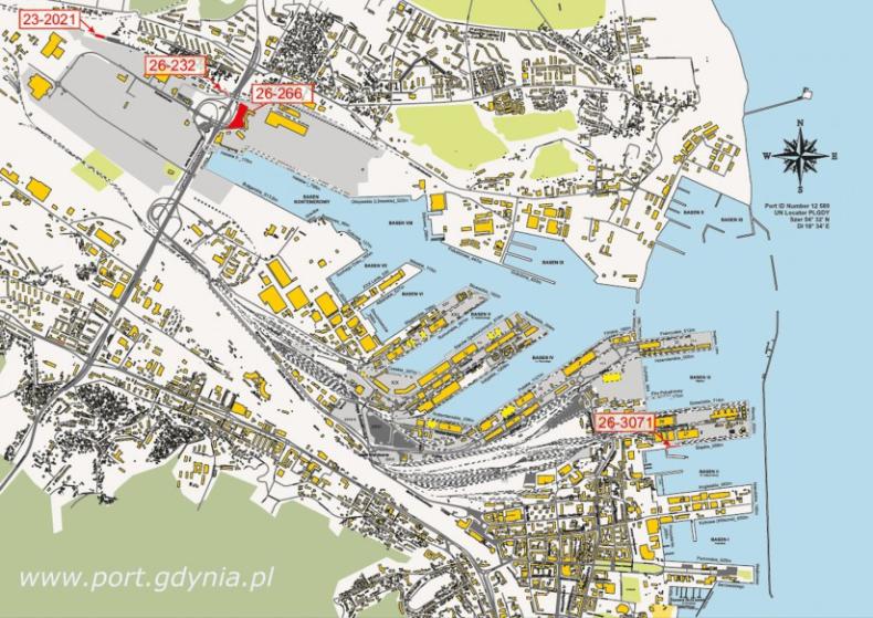 Ponad 11 000 m² gruntów na rozwój gdyńskiego portu - GospodarkaMorska.pl