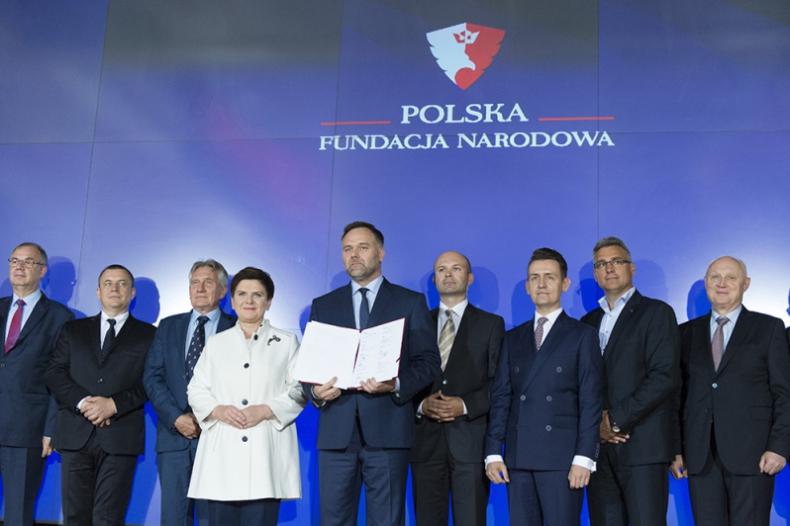 Premier Beata Szydło: promocją Polski za granicą zajmie się Polska Fundacja Narodowa - GospodarkaMorska.pl