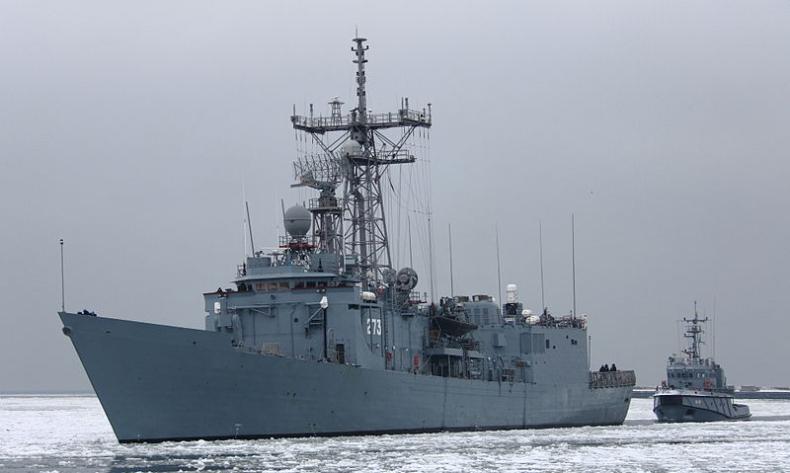 Fregata ORP Kościuszko na Sycylii, gotowa do misji na Morzu Śródziemnym - GospodarkaMorska.pl