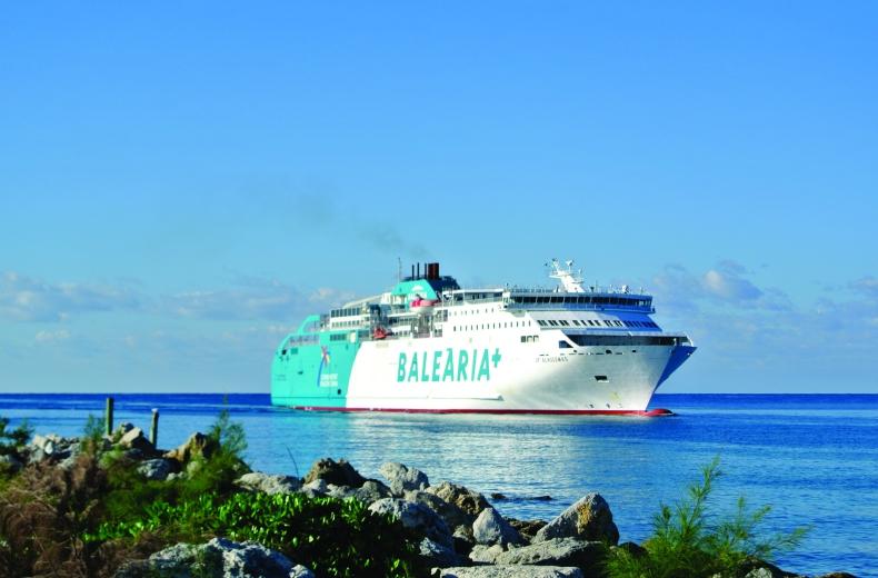 Balearia zaprezentowała projekt budowy nowego terminalu na Kubie - GospodarkaMorska.pl