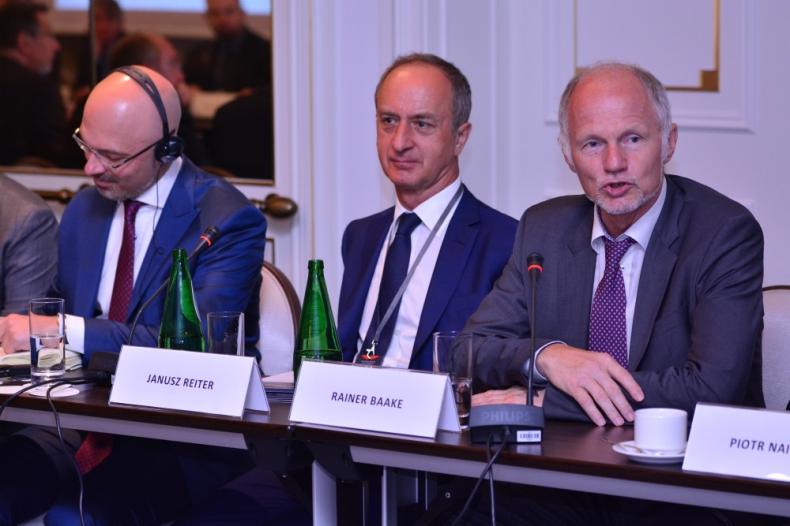 Minister Kurtyka: Bezpieczeństwo energetyczne Europy to także wyzwanie dla Polski i Niemiec - GospodarkaMorska.pl
