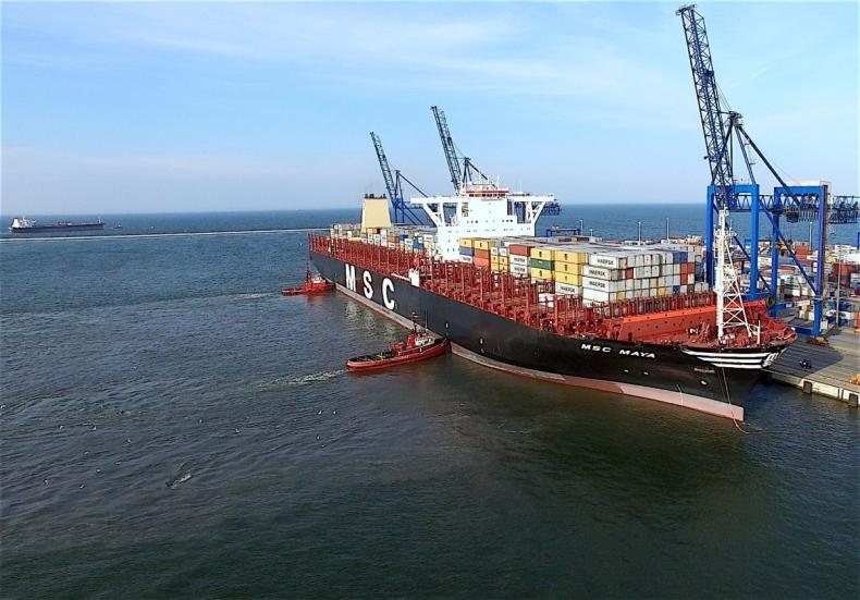 Maersk i MSC będą rzadziej zawijały do europejskich portów. Czy zmiany dotkną także DCT? - GospodarkaMorska.pl