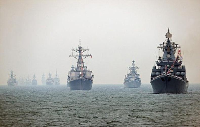 We wrześniu chińsko-rosyjskie manewry na Morzu Południowochińskim - GospodarkaMorska.pl