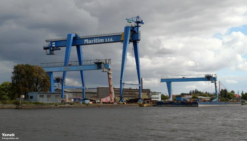 Port Gdańsk odzyskał tereny Maritim Shipyard. Niedługo ruszy przetarg - GospodarkaMorska.pl