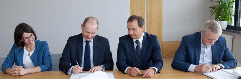 PERN podpisał umowę w sprawie cyberbezpieczeństwa - GospodarkaMorska.pl