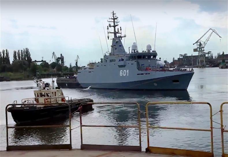 Próby morskie Kormorana wchodzą w decydującą fazę - GospodarkaMorska.pl
