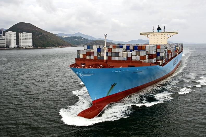 Widać skutki kryzysu kontenerowego i offshore. Grupa Maersk z 89 proc. spadkiem zysku - GospodarkaMorska.pl