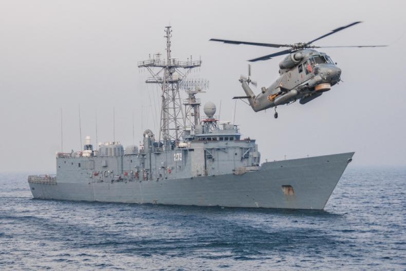 ORP Gen. T. Kościuszko patroluje Morze Egejskie - GospodarkaMorska.pl