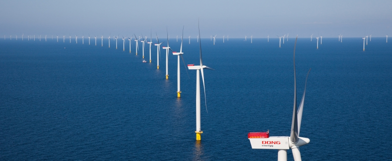 Wielka Brytania zbuduje największą morską farmę wiatrową na świecie - GospodarkaMorska.pl