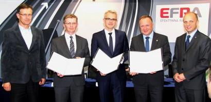 Rurociągi dla Projektu EFRA – umowa z KB Pomorze - GospodarkaMorska.pl