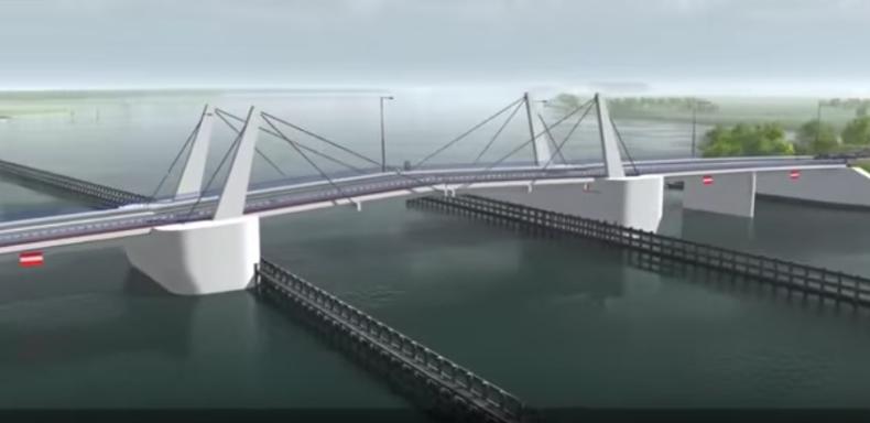 Konsorcjum Metrostav i Vistal wykonawcą nowego mostu na Wyspę Sobieszewską w Gdańsku - GospodarkaMorska.pl