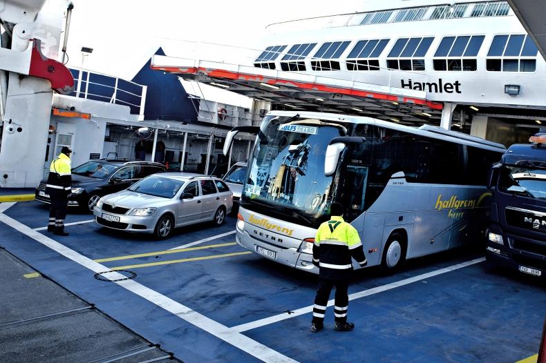 Zaskakujące wyniki HH-Ferries - GospodarkaMorska.pl
