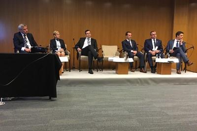 Korytarz Północ-Południe: PKP CARGO na forum państw Trójmorza w Dubrowniku - GospodarkaMorska.pl