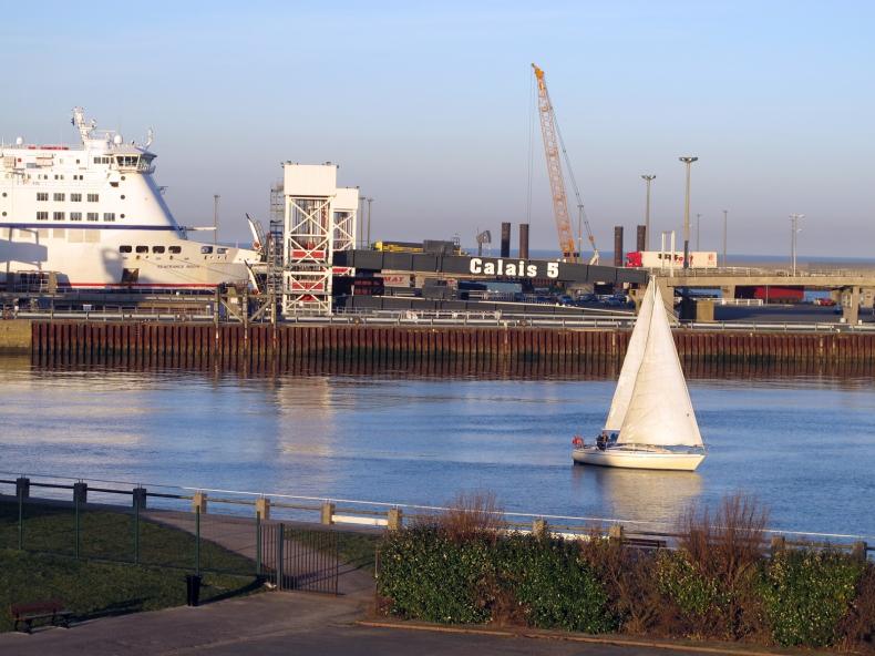 5 września blokada portu w Calais? Będzie protest - GospodarkaMorska.pl