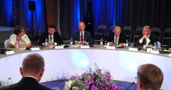 Wiceminister Kurtyka o europejskim rynku gazu ziemnego - GospodarkaMorska.pl