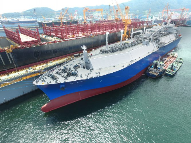 Rośnie flota Teekay LNG partners - GospodarkaMorska.pl