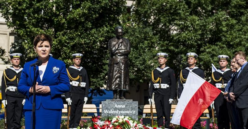 W Gdańsku uczczono 36. rocznicę podpisania Porozumień Sierpniowych - GospodarkaMorska.pl