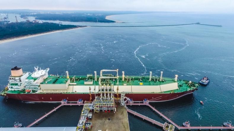 Do końca roku decyzja o powiększeniu terminalu LNG - GospodarkaMorska.pl